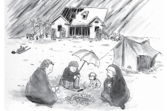 Stories Home Horror & Humor
