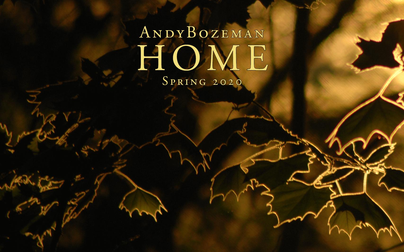 AB HOME e-zine Spring 2020